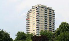 Edificio de apartamentos Salute, Stuttgart (1961-1963)