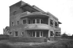 Casa del Doctor Mouriz, Madrid (1930)