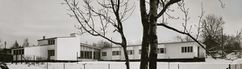 Residencia Alfredheim, Tåsen (1951-1952)