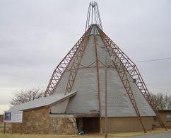 Iglesia Baptista Hopewell, Edmond, Oklahoma (1948-1953)