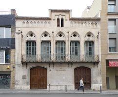 Casa Maria Via Cal Figarot, Villafranca del Penedés (1888)