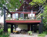 Casa Middelboe, Holte (1953–1955)