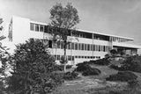 Casa Windshield, Fisher's Island, Nueva York (1938)