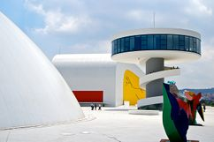 Centro Cultural, Aviles, España (2008-2011)
