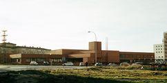 Centro de Formación Profesional, Vitoria (1974) junto con Julio Cano Lasso
