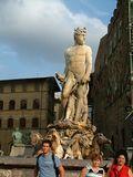 Fuente de Neptuno, Plaza de la Señoría, Florencia (1576)