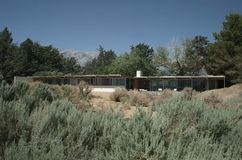 Casa Oyler, Lone Pine, California (1959)