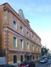 Escuela de Trabajo, actual Conservatorio de Música, Badalona (1924-1925)
