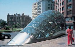 Metro de Bilbao (1988-1995)