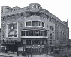 Cine Europa]], Madrid (1928)
