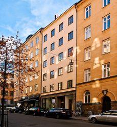 Viviendas en Kungstensgatan, Estocolmo (1929-1930)