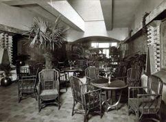Ferm Room, Cafe Australia, Melbourne (1916)