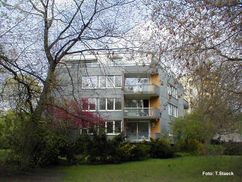 Viviendas en la Interbau, Berlín (1957)