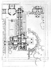 Wright.Casa Darwin D. Martin.planos1.jpg