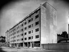 Edificio de Apartamentos Estándar, Turku (1927-1929)