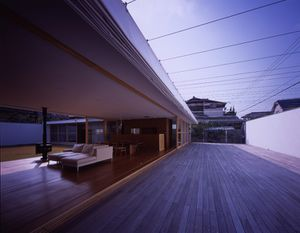Casa con dos patios.Tezuka.1.jpg