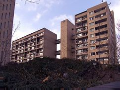Alojamiento Carradale, Londres (1967-1970)
