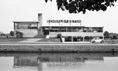Oficinas Schrale´s Beton, Zwolle (1958-1963)