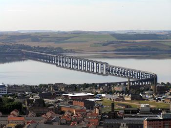Tay Bridge visto desde Dundee