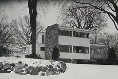 Casa Abele,  Framingham (1941) con Marcel Breuer
