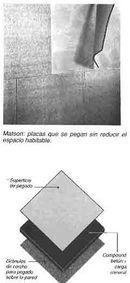 Puesta en obra y composición. FUENTE: Matson. Siplast España S.L.
