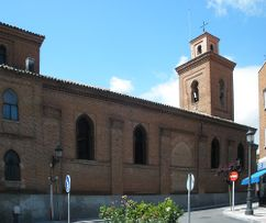 Iglesia de San Matías, Hortaleza (1878)
