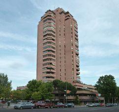 Torre del Retiro, Madrid (1972)