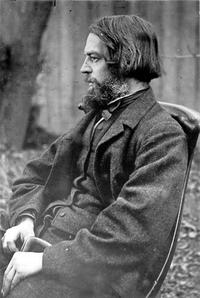 Benjamin Mountfort, cerca de 1875.
