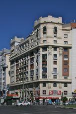Edificio Titanic, Madrid (1919-1923) con J. Otamendi