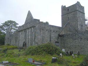Abadía de Muckross
