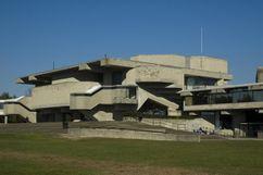 Auditorio SMTI, University of Massachusetts Dartmouth, North Dartmouth, MA (1968-1971)
