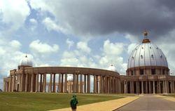 Basílica de Nuestra Señora de la Paz.