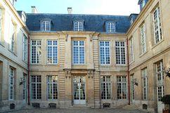 Hotel Guénégaud, rue des Archives, París (1651-1653).