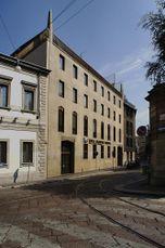 Banca Monte, Milán (1964-1970)