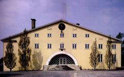 Palacio de Justicia del Condado de Lister. (1917-21).
