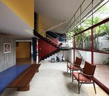 Casa Olga Baeta, Sao Paulo (1956-1957)
