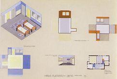 Gropius y Meyer. Casa AuerbachPlanos2.jpg