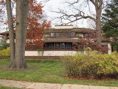 Casa Hiram Baldwin, Kenilworth, EE. UU.(1905)