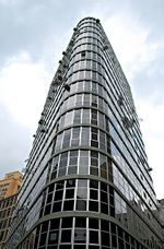 Edificio Triángulo, São Paulo (1954-1955)