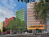 Central St. Giles Court, Londres (2002-2010)