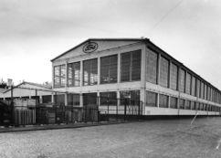 Casa Ford, Estocolmo (1930-1931)