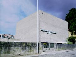 Cooperativa  Lordelo do Ouro, Oporto (1960-1963)