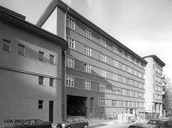 Viviendas en Kleine Alexanderstraße, Berlín (1927)