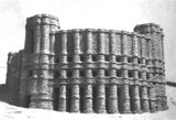 Propuesta de Concurso para el Monumento a Bismarck en Bingerbrück (1910)