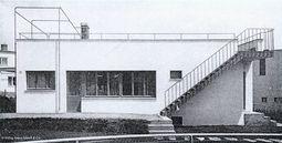 Richard Neutra: Casa 47. Woinovichgasse 9