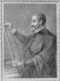 Juan de Herrera, arquitecto español del siglo XVI.