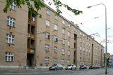 Edificio de viviendas en calle Nováčkova, Brno (1926-1927)