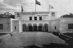 Grupo escolar, Tanger (1930-1934), junto con Luis Blanco Soler