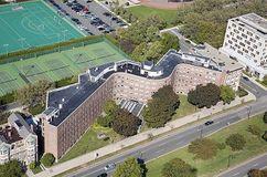 Residencia Universitaria Baker, Instituto de Tecnología de Massachusetts (Boston) (1947 – 1948)