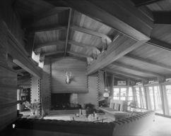 Auldbrass, casa Leigh Stevens, Yemassee, EE. UU.(1939-1941)